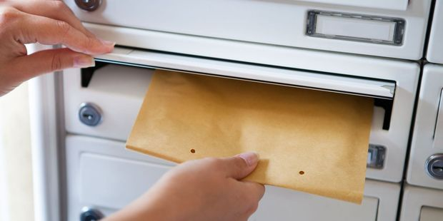 Lloyd Smith said mail remained the method of choice for drug dealers, users and manufacturers. Photo / 123RF
