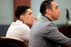 Former MMA fighter War Machine could face life in prison if convicted of all charges relating to his attack on former girlfriend Christy Mack. Pictures / AP