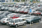 Parking in Auckland, especially at Auckland Airport, can be confusing. Photo / File
