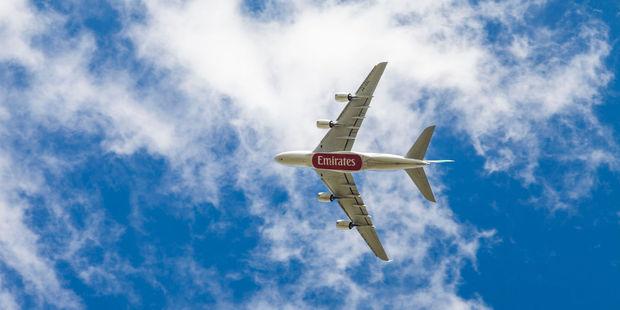 The air gets thinner - and drag decreases - as planes climb. Photo / 123RF