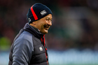 England Head Coach Eddie Jones. Photo / Graham Wilson