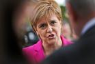 Scottish First Minster Nicola Sturgeon. Photo / AP