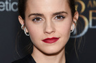 Stolen swimsuit photos of Emma Watson have been posted online in the 'dark web'. Photo/AP