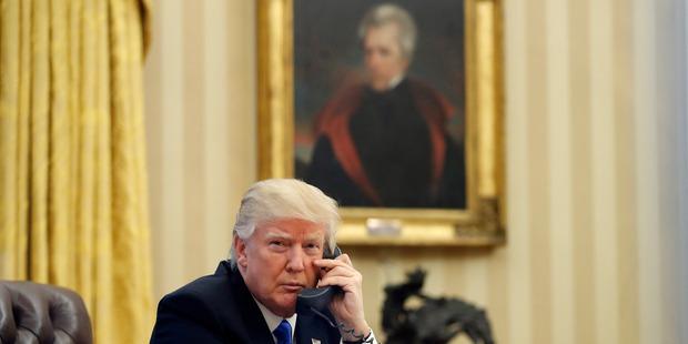 Loading US President Donald Trump. Photo / AP