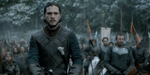 Loading Season 8 of Game of Thrones will be only six episodes - but creators say a spin-off is likely. Photo / HBO