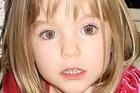 Missing British girl Madeleine McCann.