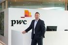 PwC chief executive Mark Averill. Photo / File