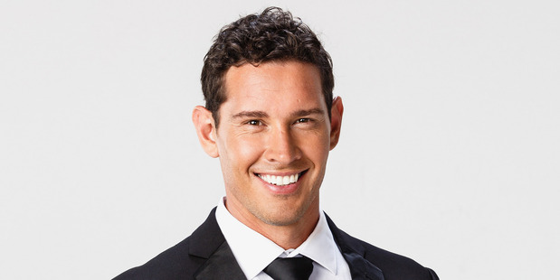 """Zac Franich says he's """"just as scared of rejection"""" as any of the bachelorettes. Photo / Mediaworks"""