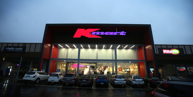 Kmart has an equal opportunity policy in place and will not tolerate unlawful discrimination or harassment on the basis of pregnancy, potential pregnancy or breastfeeding. Photo / Supplied
