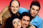 Jason Alexander (left) says he nearly quit Seinfeld in season 2. Photo / supplied