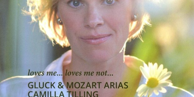 Gluck and Mozart Arias Camilla Tilling loves me...loves me not...