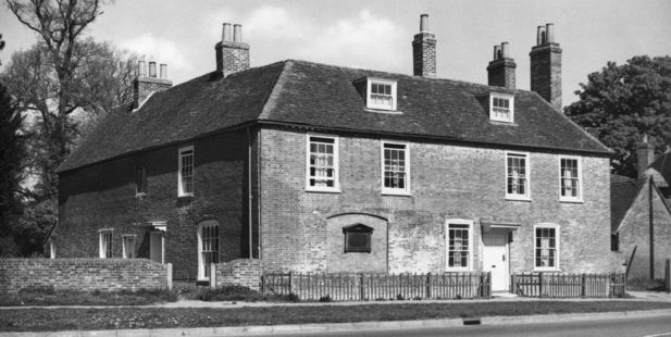 The home of novelist Jane Austen (1775 - 1817) in Chawton, near Alton, Hampshire, which is now a museum. Photo / Getty