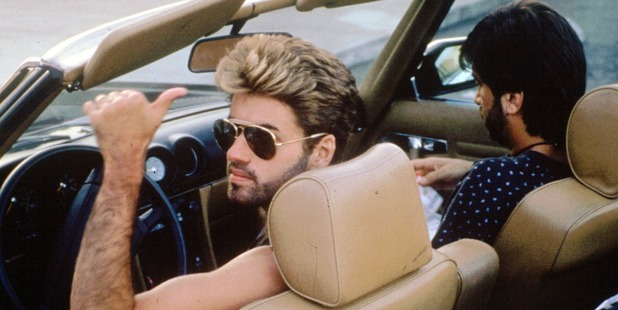English singer and musician George Michael, circa 1988. Photo / Getty