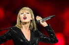Taylor Swift performing on her '1989' world tour. Photo / Getty