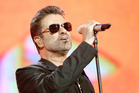 Singer George Michael. Photo / Getty