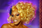 RuPaul on stage during RuPaul's Drag Race Season 2. Photo / Getty