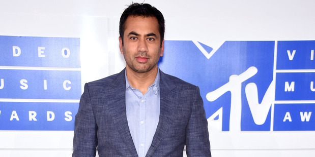Actor Kal Penn has lifted the lid on the racism of 90s shows. Photo / Getty Images