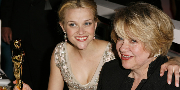 Reese Witherspoon and her mother Betty are very close. Photo / Getty