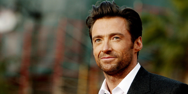 Actor Hugh Jackman arrives at the screening of X-Men Origins: Wolverine. Photo / Getty