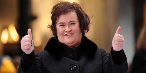 In 2012 a PR stunt for Susan Boyle's new album backfired, when 'Susan's album party' was '#susanalbumparty'. Photo / Getty