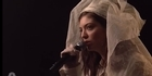 Watch: Watch: Lorde on SNL