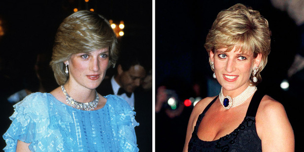The royal ultimately came to realise that frills and flounce made her look bad in photographs. Photos / Getty