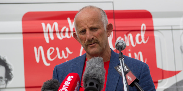 Opportunities Party founder Gareth Morgan has some bold ideas for benefits. Picture / Nick Reed