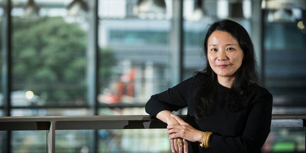 Fonterra managing director Greater China Christina Zhu. Picture / Jason Oxenham.