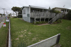 A much added to bach dating from the 1940s in Grove Ave, Mount Maunganui, sold for almost $3m. Photo/John Borren
