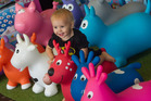 There was something for everybody at Saturday's Tummy and Tots expo Photo/Stephen Parker