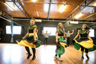 Mt Roskill Grammar School's Jamaican group is the first of its kind entered into the Polyfest. Photo / Michael Craig