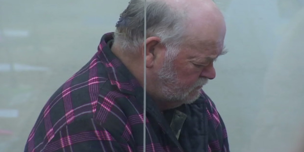 Loading Colin Jack Mitchell, 59, of Onehunga has pleaded not guilty to charges of abduction, wounding with intent to cause grievous bodily harm and assault with intent to commit sexual violation. Photo / TVNZ