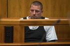 Sentencing for Corey Fowler on rape charges at Christchurch High Court. Photo /  Pool