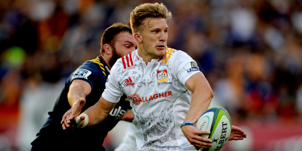 Damian Mc Kenzie has played fullback so far this Super Rugby season