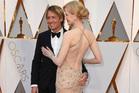 Keith Urban and Nicole Kidman. Photo / AP