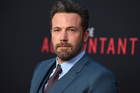 Ben Affleck has recently completed treatment for alcohol addiction. Photo / AP