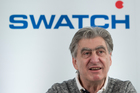 Nick Hayek is the CEO of the Swatch Group. Photo / AP