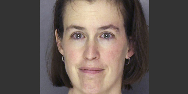 Laurel Michelle Schlemmer is accused of drowning her two young sons in a bathtub. Photo / AP