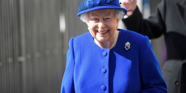 The Guardian has reported on the extraordinary plans that will be put into motion when Queen Elizabeth II dies. Photo / AP