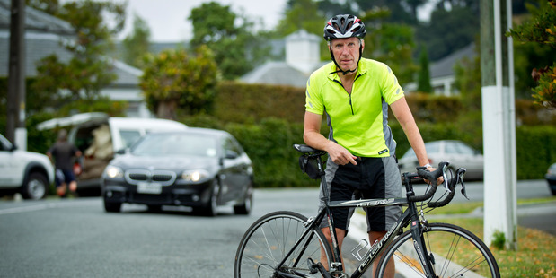 Cycling in New Zealand is safer than many of us think, says University of Auckland researcher Professor Alistair Woodward. Photo/File