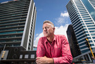 Shane Brealey, a commercial builder who has become a property developer. Photo/Jason Oxenham