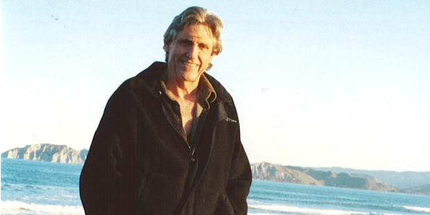 """Murray Ball was """"an unbelievably strong, fit, handsome man all his life"""", according to friend Tom Scott."""
