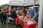 Whanganui River Traders Market. PHOTO/NATALIE SIXTUS