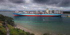 New Zealand has begun considering whether to join an international shipping standard that would help address environmental pollution. Photo / File