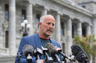 TOP leader Gareth Morgan wants a universal basic income in New Zealand. Photo / Mark Mitchell