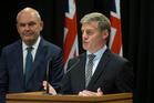 Prime Minister Bill English is talking tax cuts. Photo/Mark Mitchell