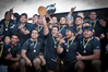 Baywide Rugby final. Rangataua victorious over Mount Maunganui. Photo/Andrew Warner.