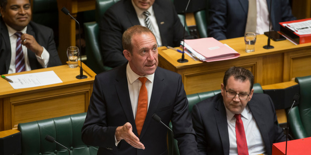 Labour Party leader Andrew Little wants the Law Commission to review abortion law. New Zealand Herald Photograph by Mark Mitchell.
