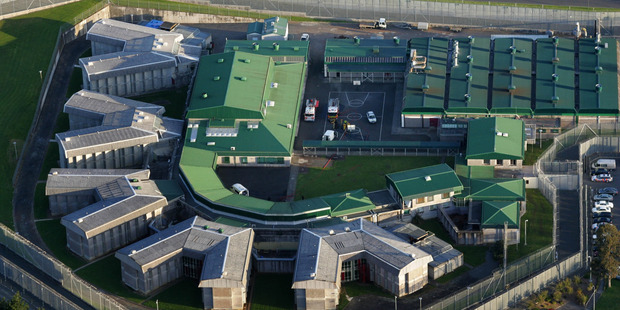 Auckland Prison at Paremoremo, the country's toughest prison. New Zealand Herald Photograph by Brett Phibbs