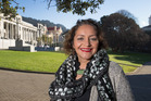 Maori Party co-leader Marama Fox said her party's support hinged on amendments to the legislation. Photo / Mark Mitchell